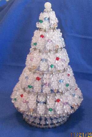 Kit Crystal Ice Holiday Tree