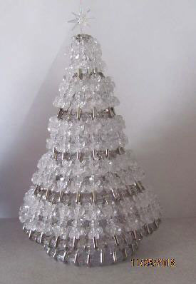 Beaded Holiday Tree Kit