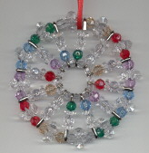 Kit for Crystal Ice Wreath