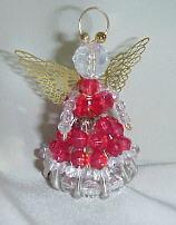 Angel kit for three mini angels