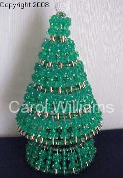 Kit 7 2, Green Crystal Tree Kit
