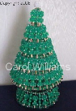 Kit 7-2, Green Crystal Tree Kit