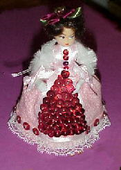 Beaded Doll Kit February